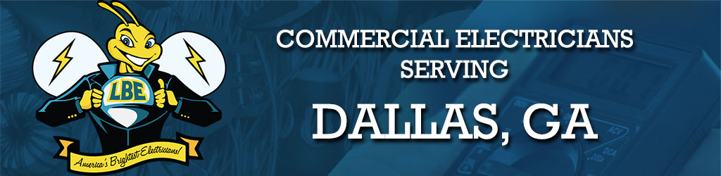 Commercial Electricians Dallas, GA