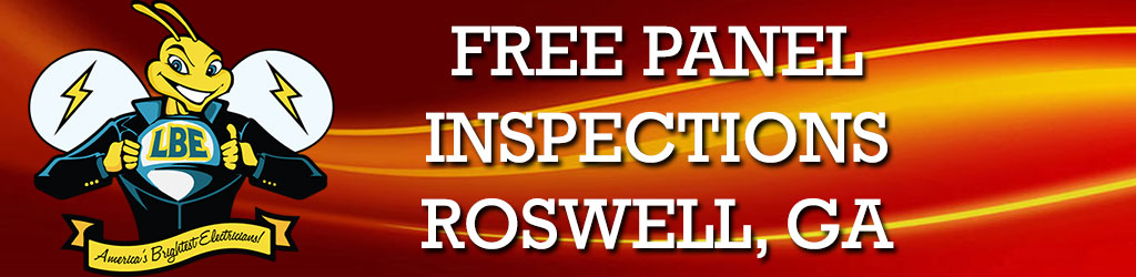 Free Electrical Panel Inspection Roswell